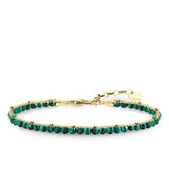 bracelet green from the Glam & Soul collection in the THOMAS SABO online store