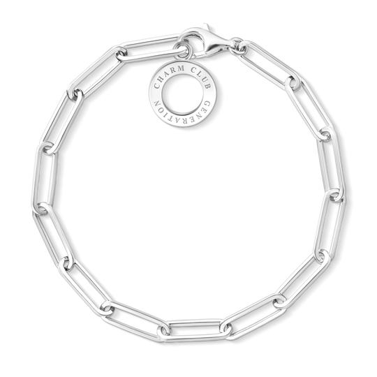 Charm bracelet from the Charm Club collection in the THOMAS SABO online store