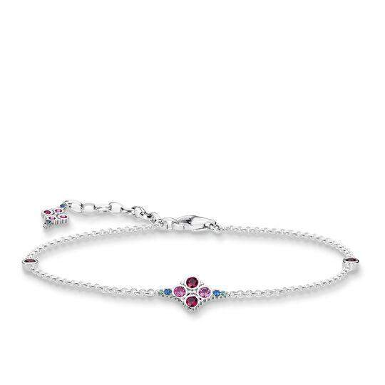 bracelet Royalty pierres multicolores de la collection Glam & Soul dans la boutique en ligne de THOMAS SABO