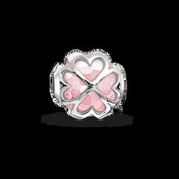 """Bead """"trébol rosa"""" de la colección Karma Beads en la tienda online de THOMAS SABO"""