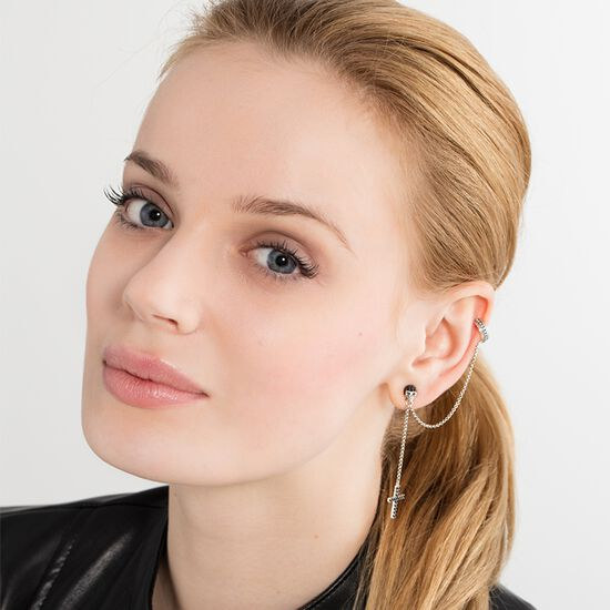 ear cuff from the Rebel at heart collection in the THOMAS SABO online store