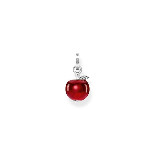 Pendant apple red from the  collection in the THOMAS SABO online store