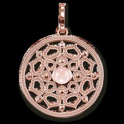 Thomas Sabo personalised pendant pink LBPE0022-416-9 Thomas Sabo