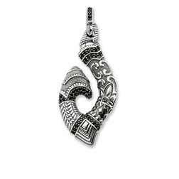 """pendant """"Maori hook"""" from the Rebel at heart collection in the THOMAS SABO online store"""