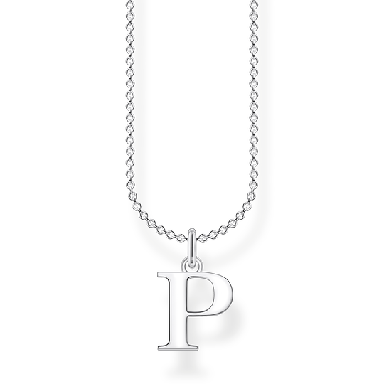 Necklace letter P from the Charming Collection collection in the THOMAS SABO online store