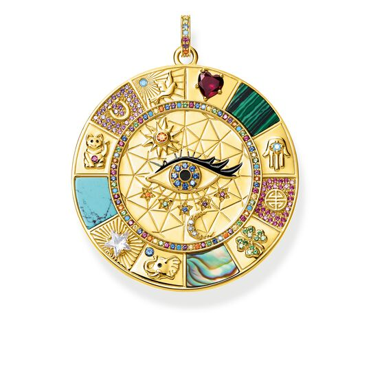 pendant Amulet magical lucky symbols from the Glam & Soul collection in the THOMAS SABO online store