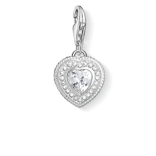 ciondolo Charm Cuore vintage from the  collection in the THOMAS SABO online store