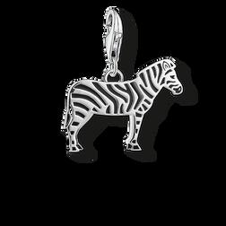 """Charm-Anhänger """"Zebra"""" aus der  Kollektion im Online Shop von THOMAS SABO"""
