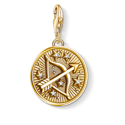 """Charm pendant """"zodiac sign Sagittarius"""" from the  collection in the THOMAS SABO online store"""