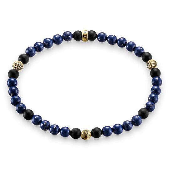 """bracelet """"royal blue"""" from the Rebel at heart collection in the THOMAS SABO online store"""