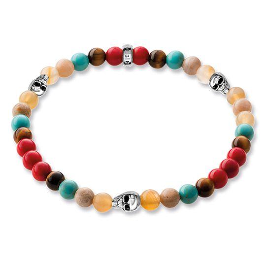 bracelet tête de mort de la collection Rebel at heart dans la boutique en ligne de THOMAS SABO