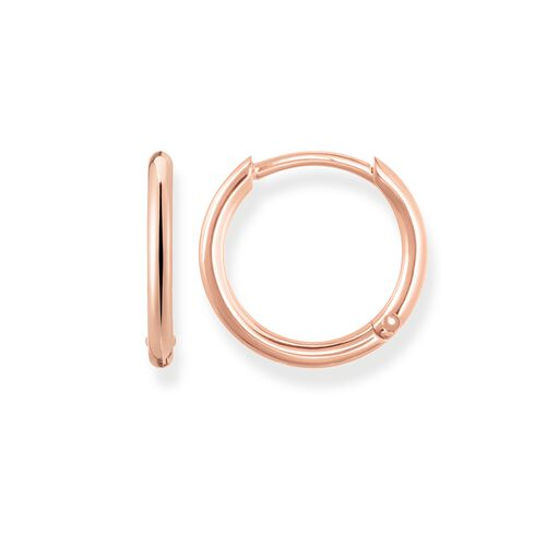 """hoop earrings """"small"""" from the Glam & Soul collection in the THOMAS SABO online store"""