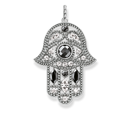 "pendant ""Hand of Fatima"" from the Glam & Soul collection in the THOMAS SABO online store"