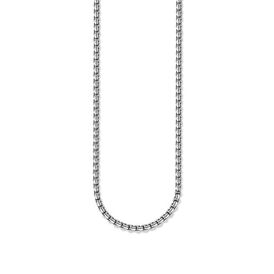 venezia chain blackened from the  collection in the THOMAS SABO online store