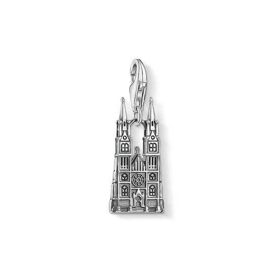 Colgante Charm El castillo de Praga de la colección Charm Club en la tienda online de THOMAS SABO