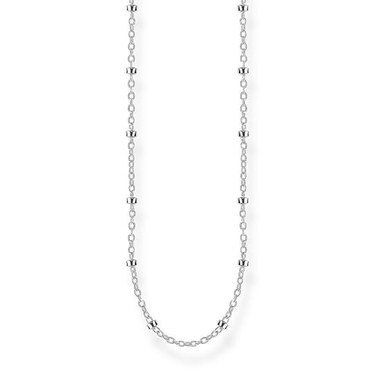 round belcher chain silver from the Glam & Soul collection in the THOMAS SABO online store