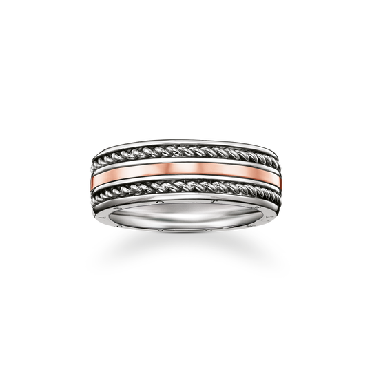 bague ruban de la collection Rebel at heart dans la boutique en ligne de THOMAS SABO