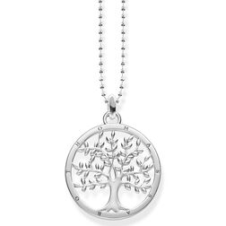 "necklace ""Tree of Love"" from the Glam & Soul collection in the THOMAS SABO online store"
