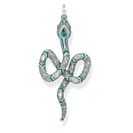 pendant snake from the Glam & Soul collection in the THOMAS SABO online store