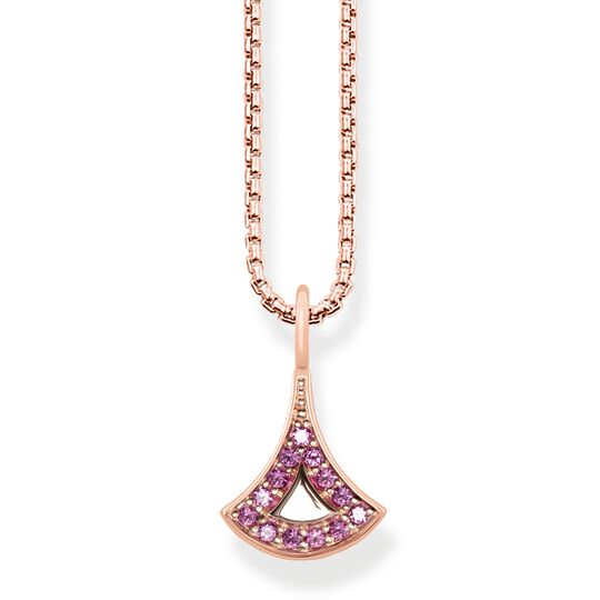 necklace asian ornaments from the Glam & Soul collection in the THOMAS SABO online store