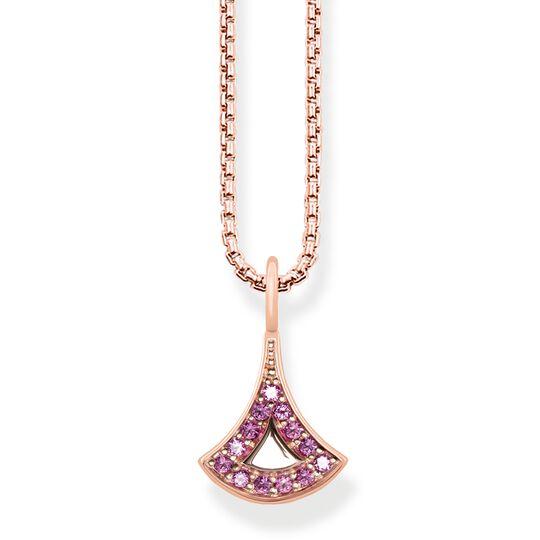 Kette asiatische Ornamente aus der Glam & Soul Kollektion im Online Shop von THOMAS SABO