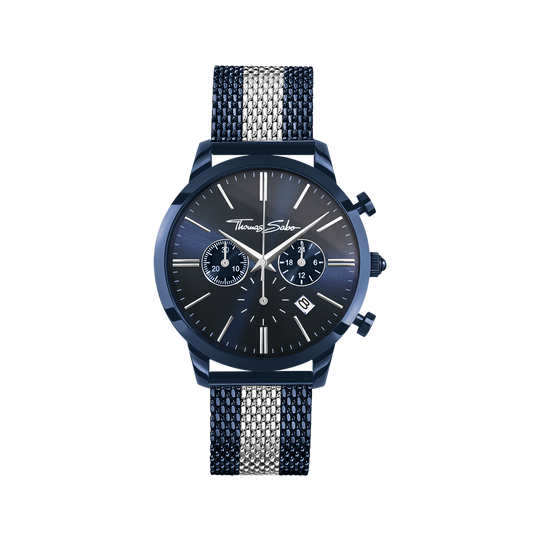 Montre pour homme MATCH de la collection Rebel at heart dans la boutique en ligne de THOMAS SABO