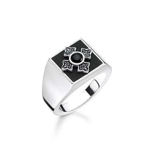 """bague """"croix Royalty"""" de la collection Rebel at heart dans la boutique en ligne de THOMAS SABO"""