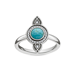 "anello ""acchiappasogni etnico"" from the Glam & Soul collection in the THOMAS SABO online store"