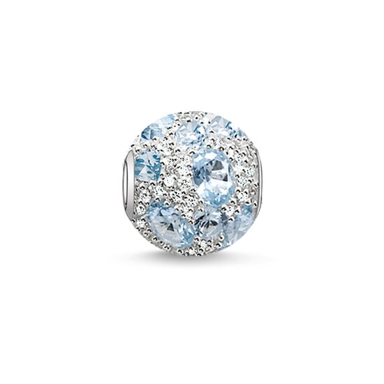 "Bead ""blue sky"" from the Karma Beads collection in the THOMAS SABO online store"