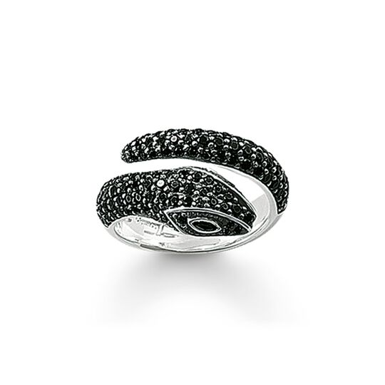 ring snake pavé from the  collection in the THOMAS SABO online store