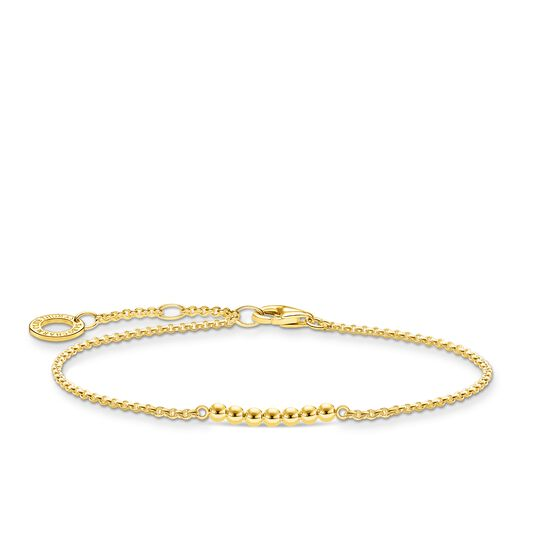 Bracelet dots gold from the Charming Collection collection in the THOMAS SABO online store