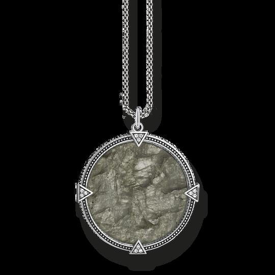 Chaîne médaille vintage jeu de couleurs de la collection Rebel at heart dans la boutique en ligne de THOMAS SABO