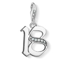 Charm pendant 18 from the Charm Club Collection collection in the THOMAS SABO online store
