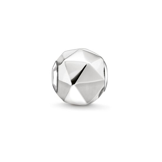 "Bead ""triangolo"" from the Karma Beads collection in the THOMAS SABO online store"