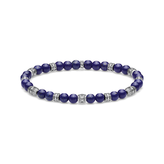 bracelet Lucky charm, blue from the Glam & Soul collection in the THOMAS SABO online store