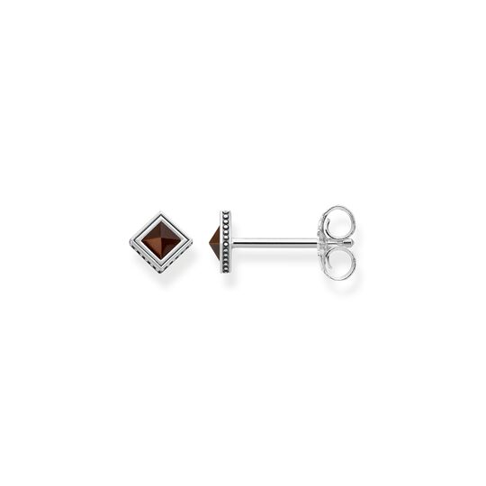 ear studs africa brown from the Glam & Soul collection in the THOMAS SABO online store
