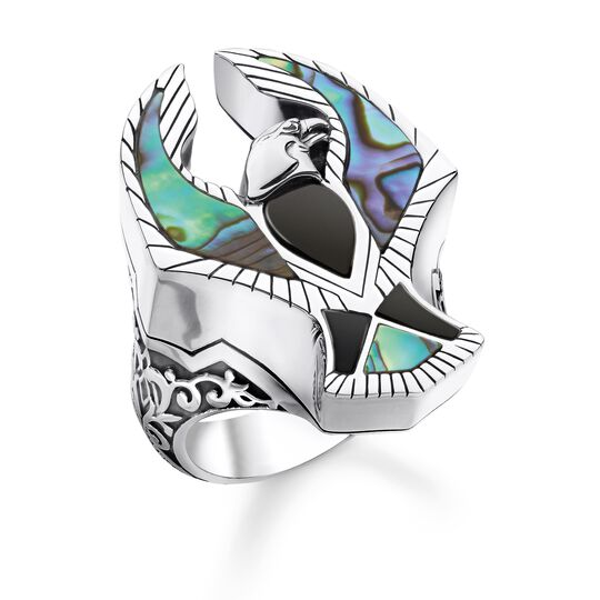 """ring """"eagle"""" from the Rebel at heart collection in the THOMAS SABO online store"""