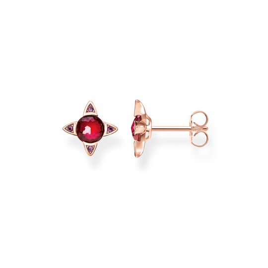 ear studs Colourful Stones from the Glam & Soul collection in the THOMAS SABO online store