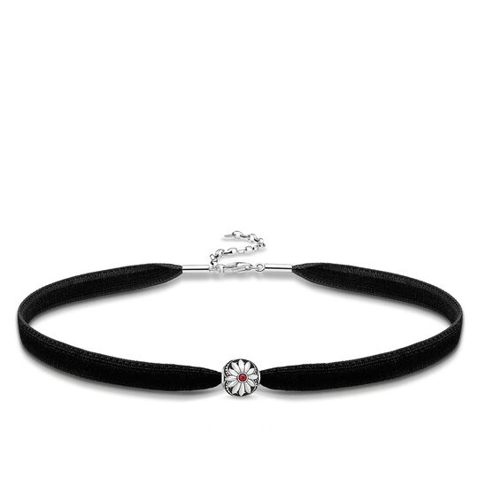 Choker Ethno Flower from the Glam & Soul collection in the THOMAS SABO online store