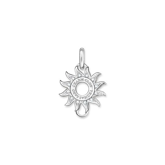 carrier sun pavé from the Charm Club collection in the THOMAS SABO online store