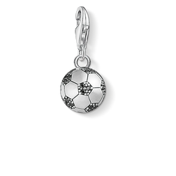 Charm pendant football from the Charm Club Collection collection in the THOMAS SABO online store
