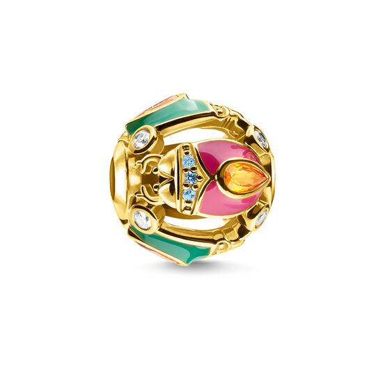 Bead Bug gold from the Karma Beads collection in the THOMAS SABO online store