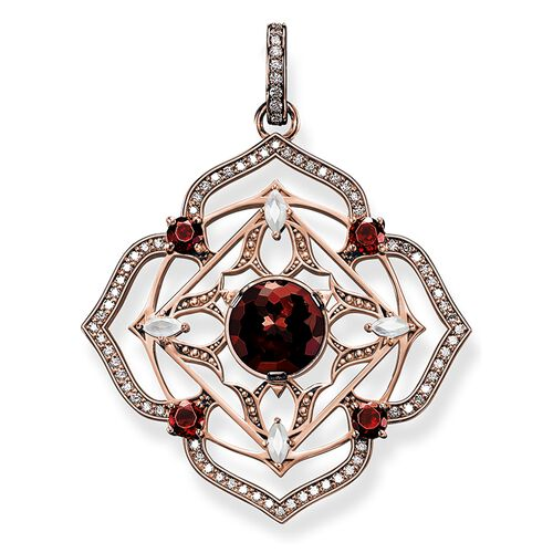 "pendant ""root chakra"" from the Chakras collection in the THOMAS SABO online store"