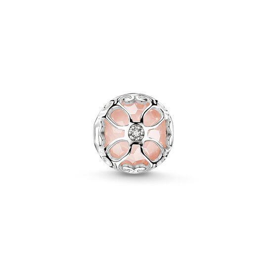 Bead flor de loto rosa de la colección Karma Beads en la tienda online de THOMAS SABO