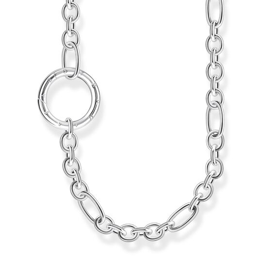 Necklace links silver from the  collection in the THOMAS SABO online store