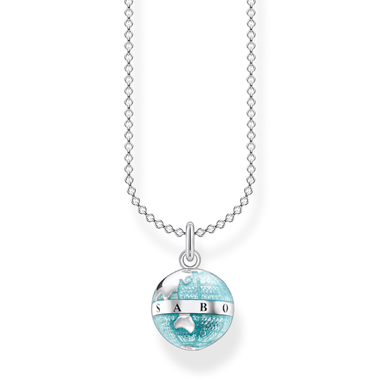 Necklace globe from the Charming Collection collection in the THOMAS SABO online store