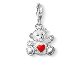 """Charm pendant """"charity bear"""" from the  collection in the THOMAS SABO online store"""