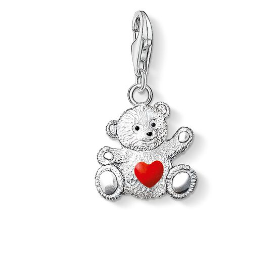 "Charm pendant ""charity bear"" from the  collection in the THOMAS SABO online store"