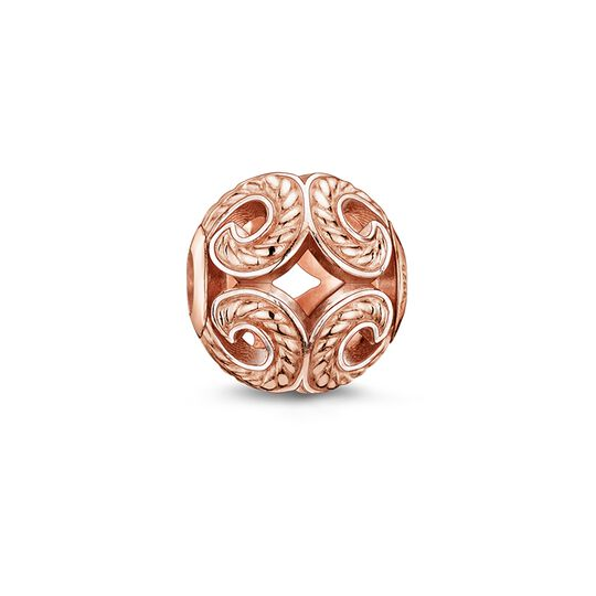 Bead vague de la collection Karma Beads dans la boutique en ligne de THOMAS SABO