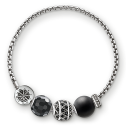 "bracelet ""zigzag"" de la collection Karma Beads dans la boutique en ligne de THOMAS SABO"